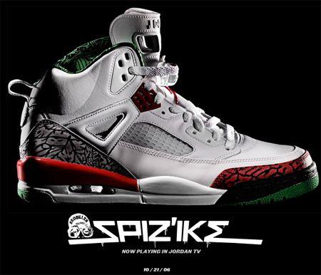 JESS3 - Blog / A Special Spike Lee Michael Jordan Shoe