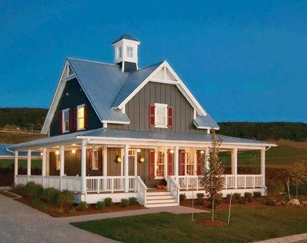 Best 20 country farmhouse exterior ideas on pinterest country houses country farm houses and - Country home exterior color schemes ...