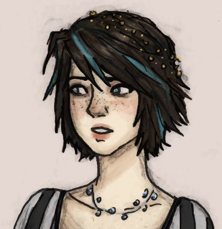 Thalia Grace, Hunter of Artemis<------ Repinned because this is totally how i think she looks