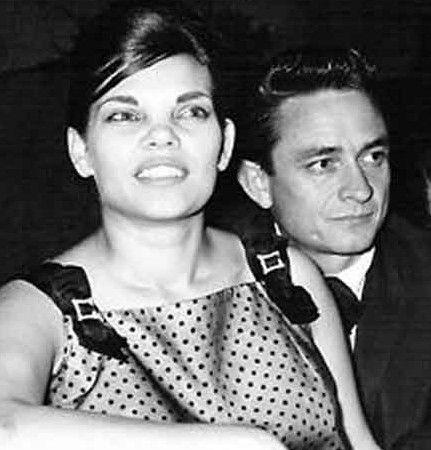 Johnny Cash First Wife   Photos of Vivian Liberto Distin (Johnny Cash's first wife) are few ...