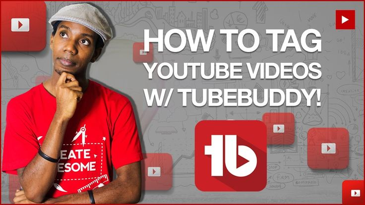 How to Properly Tag Your YouTube Videos Step by Step Tagging YouTube Videos for Search and Related Videos isn't simple. I'll show you how to use Tubebuddy to Tag YouTube Videos to Get More Views on YouTube and Work in the New YouTube Algorithm Update.  GRAB TUBEBUDDY TO HELP YOU OPTIMIZE YOUTUBE VIDEOS http://ift.tt/1VvK04i  YouTube Tags and Tagging YouTube Videos Properly helps with a part of the YouTube Algorithm called Relevancy. RELEVANCY is important because it tells YouTube how to…