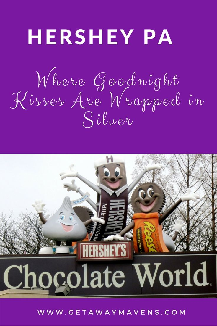 Hershey park chocolate world coupons