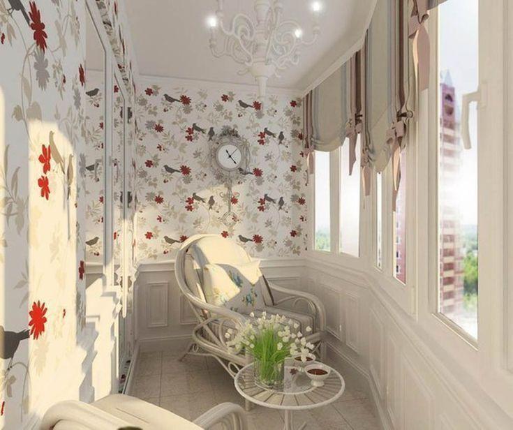 Балкон моей мечты: 35 вариантов обустройства и оформления - Ярмарка Мастеров - ручная работа, handmade