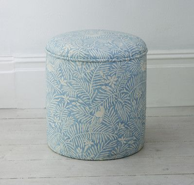 Bedroom - Drum stool - The Dormy House