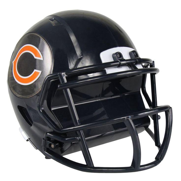 Chicago Bears Bank Coin Helmet Style