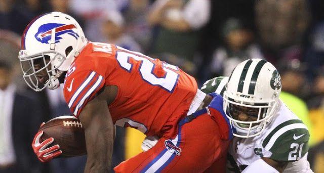 #NFL: Demandan al jugador de los Bills LeSean McCoy por pelea en discoteca