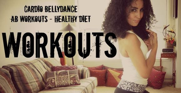 Free belly dance classes online : Cardio bellydance