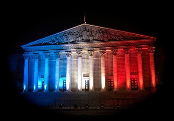 Parlamentul Frantei