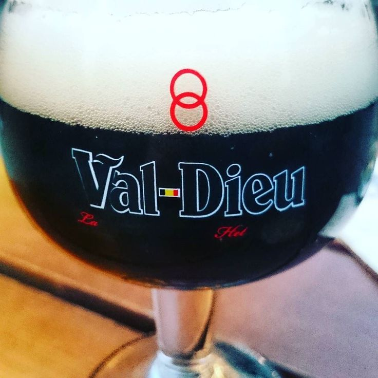 Val-Dieu Grand Cru - dark and mild Belgian beer   #foncees #douces #biere #bruxelles #Brussels #brüssel #valdieu #belgianbeer