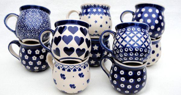 Mokken, Pools Aardewerk, www.poolsaardewerkshop.nl   Da fare   Pinterest   The bubble, I am and Pottery