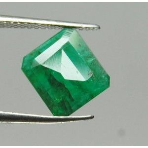 Certified Natural Zambian Emerald 2.11 Carat. Info: 0888 1 626252