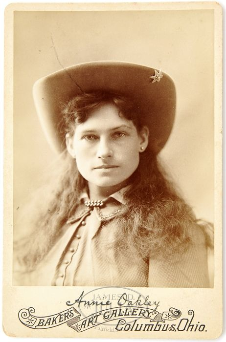 Image result for annie oakley cimarron NM