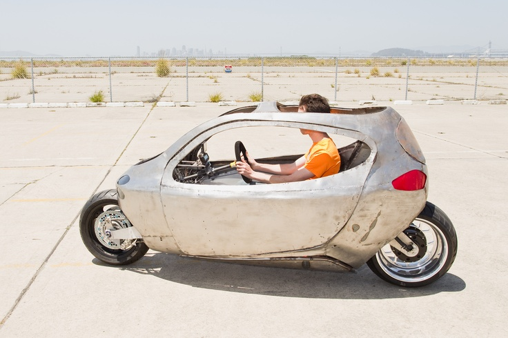 This Is the Gyro-Stabilized, Two-Wheeled Future of Transportation. http://www.wired.com/autopia/2012/05/lit-motors-c1/#