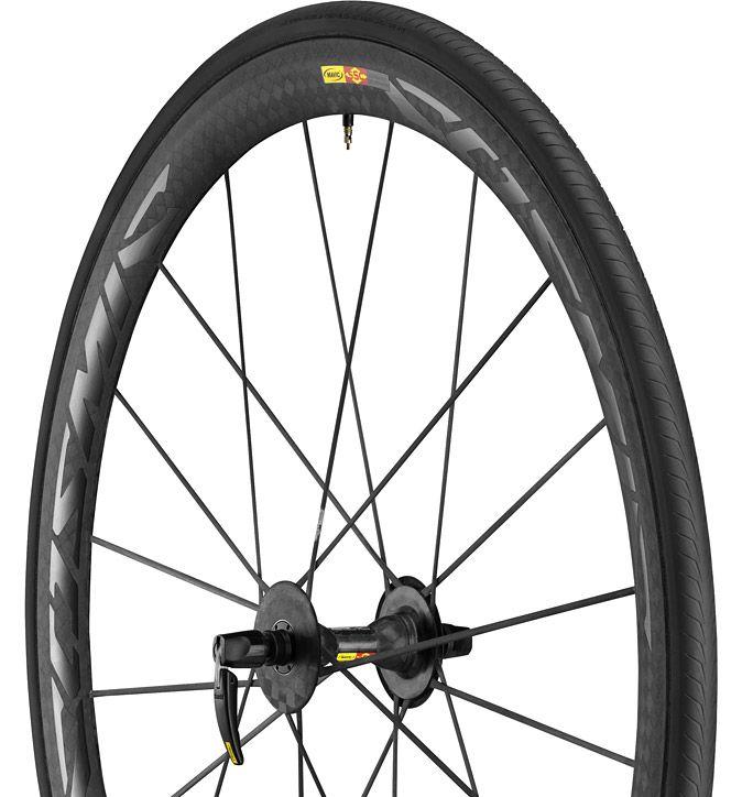 Cosmic Carbone Ultimate : 40mm wheel, bicycle triathlon wheels | Mavic