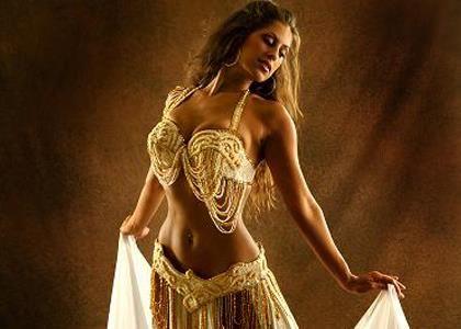 Фото костюм для танца живота из египта