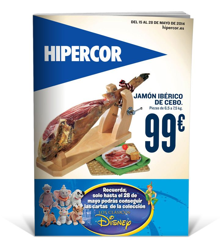 Ofertas en hipercor mayo 2014 hipercor con papel a web for Piscinas hipercor 2016