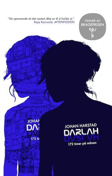 """Tidenes norske ungdomsbøker har blitt kåret! Johan Harstads """"Darlah"""" kom på 1. plass! Vi gratulerer!"""