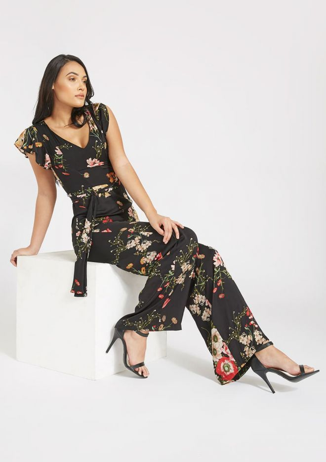 939af5f8b321 Lexington Floral Jumpsuit at Alloy Apparel. Jumpsuits and Rompers for Tall  Women.