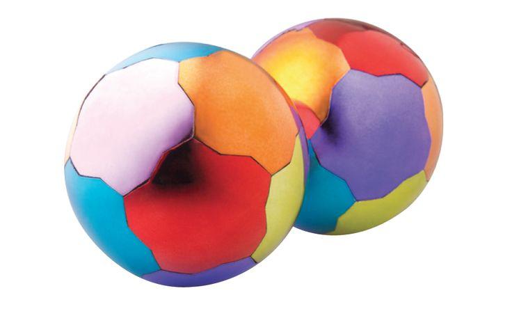 Esferas shinny #Navidad #Deco