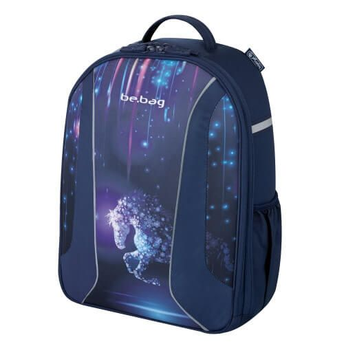Herlitz újdonság felsősöknek: be.bag iskolatáska, mely a diákok igényeihez lett igazítva: tágas, stílusos.
