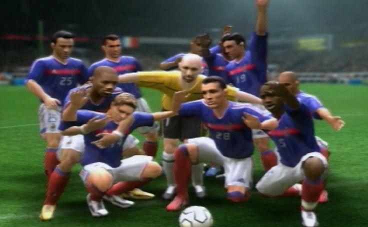 Fifa 06 Custom Cup Winners France
