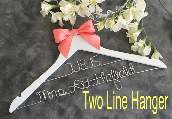 HUGE SALE Wedding hanger/ SALE / by HangerDesignCenter on Etsy