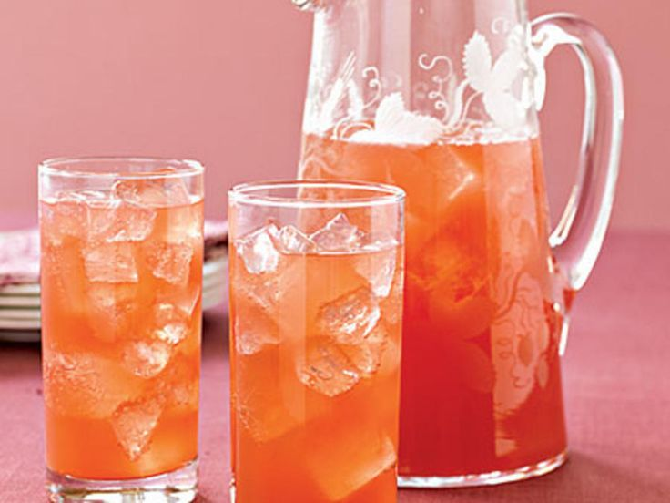 Easy to make non alcoholic drink recipes