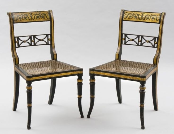 Regency Furniture, Antique Furniture, Rocking Chair