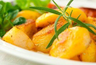 Как правильно запекать картошку в духовке - be1issimo.ru