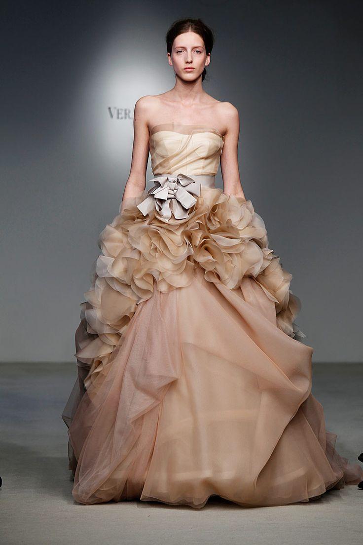 222 best Vera Wang!!!! images on Pinterest | Vera wang wedding ...