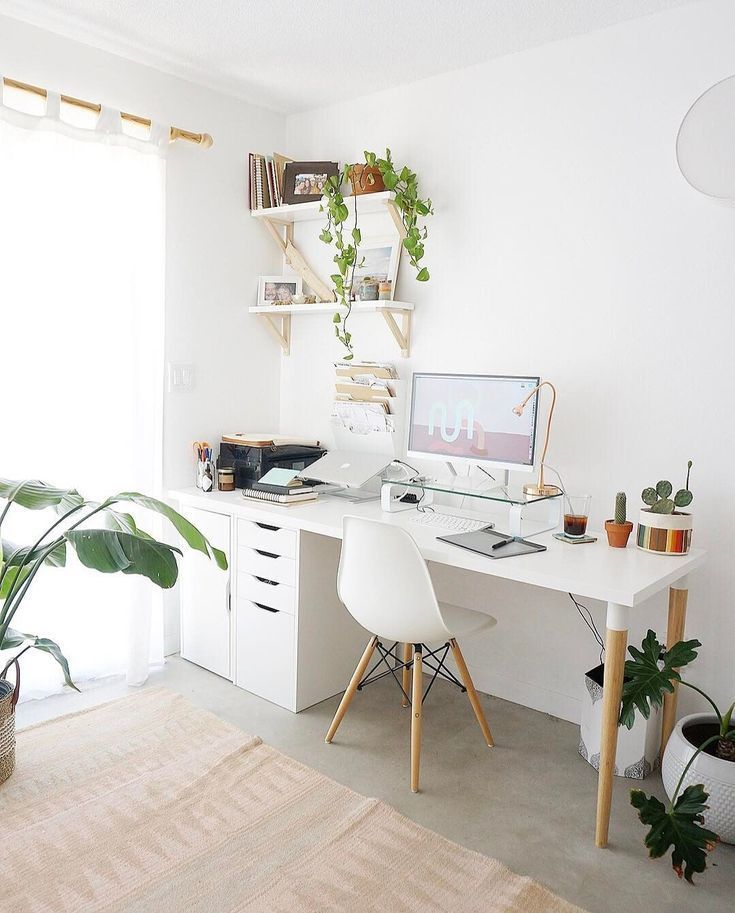 7 Möglichkeiten, Ihr Traumbüro zu Hause für Sie arbeiten zu lassen – Home O