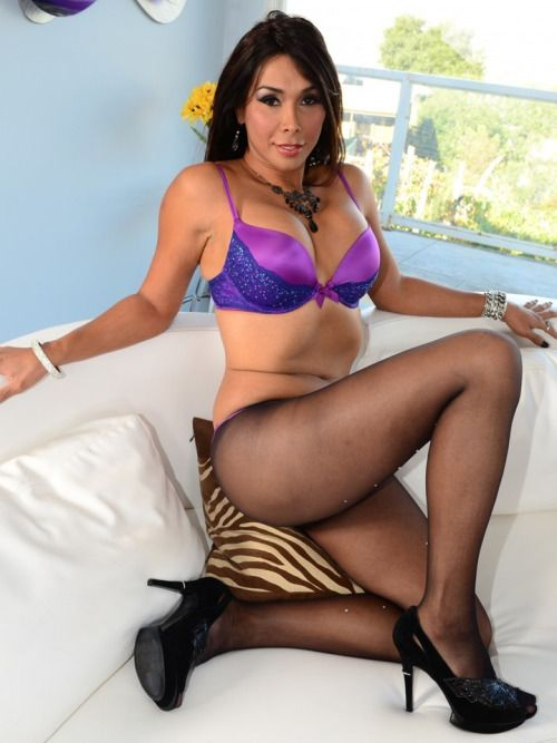from Maison hose in pantie tranny