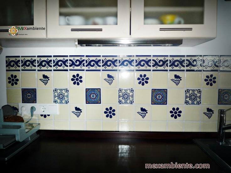 22 best Bunte Mexikanische Fliesen für die Küche images on - fliesen für die küche