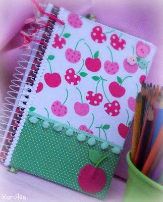 Karoles: caderneta