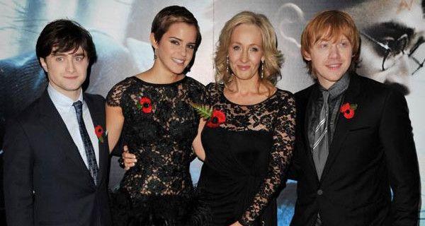 Harry Potter, il nuovo racconto di J.K. Rowling: i maghi di Hogwarts sono tornati