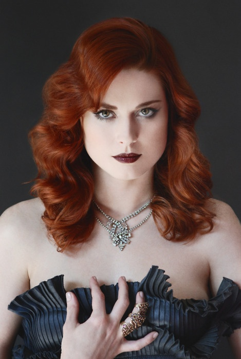 Alexandra Breckenridge by Michael Freeby for Crack (UK) Magazine