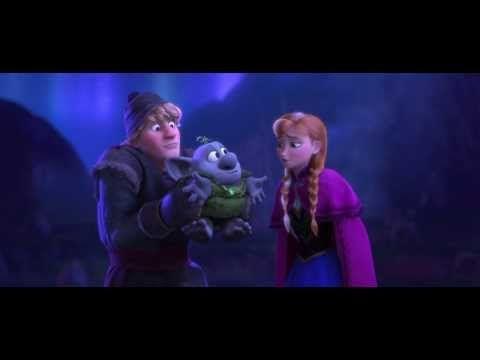 Elfjes en trollen: Frozen scène