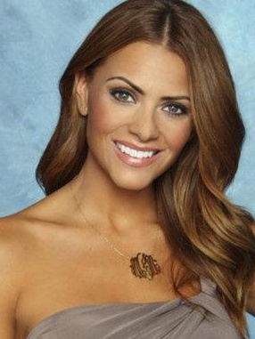 Michelle Money's Monogram Necklace~The Bachelor