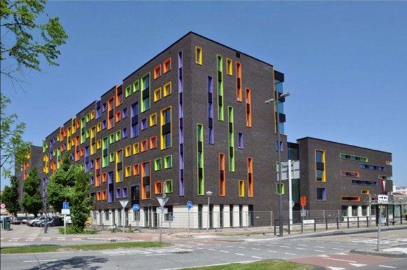 Philipsgebouw maakt plaats voor studentenhuisvesting - Bouwwereld.nl