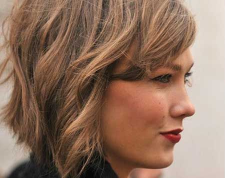 Images of Short Wavy Hairstyles   2013 Short Haircut for Women