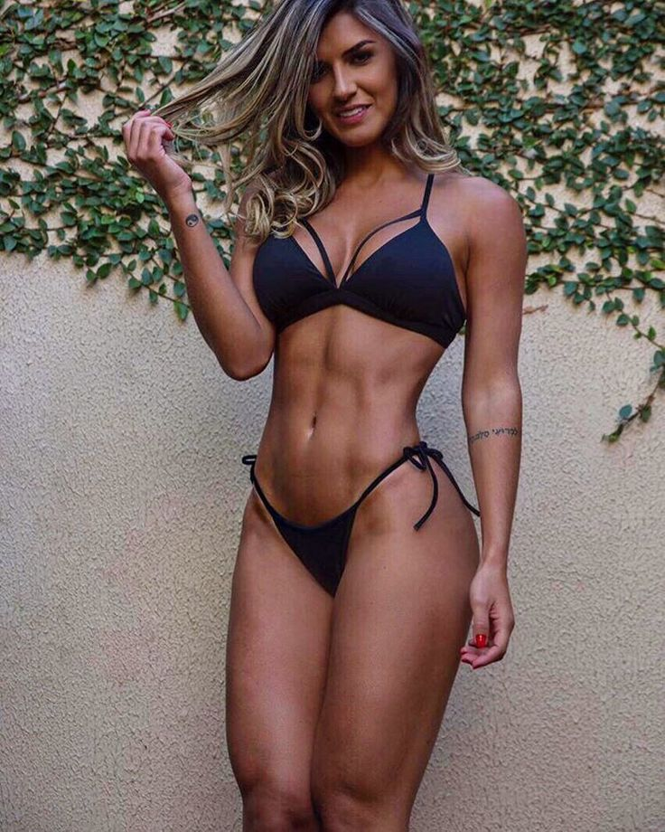 Fitness Inspiration! Just looking good!