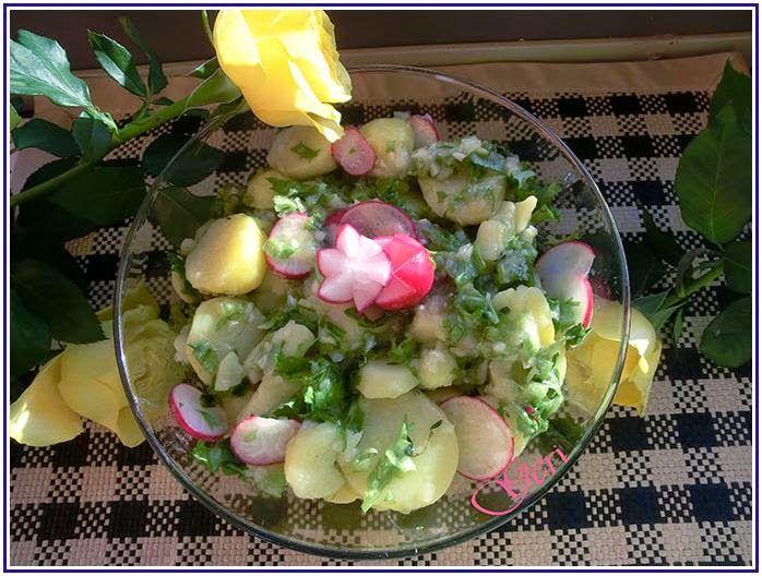 46 best Kartoffelsalat aus allen Himmelsrichtungen images on - jamie oliver küchenhelfer