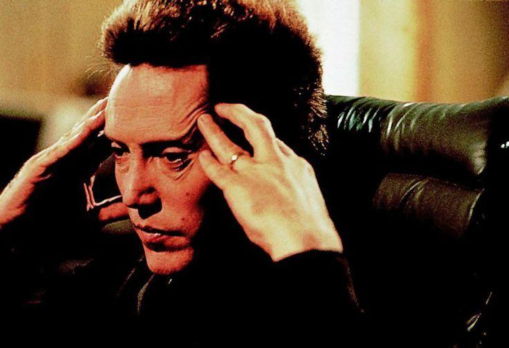 """""""Communion"""" movie still, 1989.  Christopher Walken as Louis Whitley Strieber."""