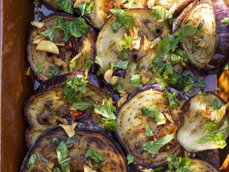 Die besten 25+ Ofen gebratene auberginen Ideen auf Pinterest - leichte küche mit fleisch