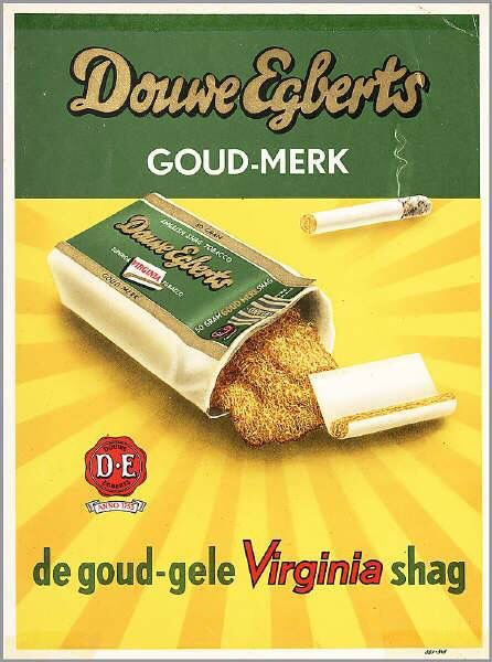 Douwe Egberts Goud-Merk