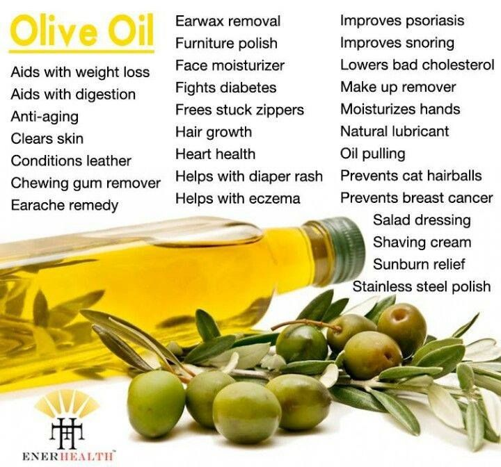Extra virgin olive oil improves brain function, aids in digestion and fights inflammation! #evoo #oil #benefits #health