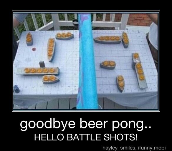 Fun party ideaIdeas, Beer Pong, Drinks Games, Battle Shots, Beerpong, Fun, Games Night, Battleshots, Parties Games