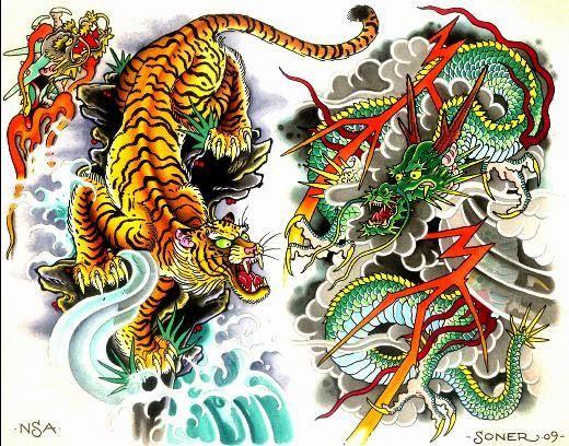 DRAGONES CHINOS: SIMBOLISMO E IDEAS