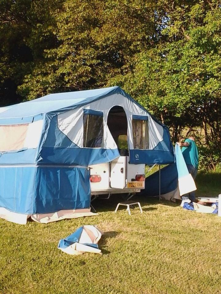1000 Ideas About Folding Campers On Pinterest Caravan
