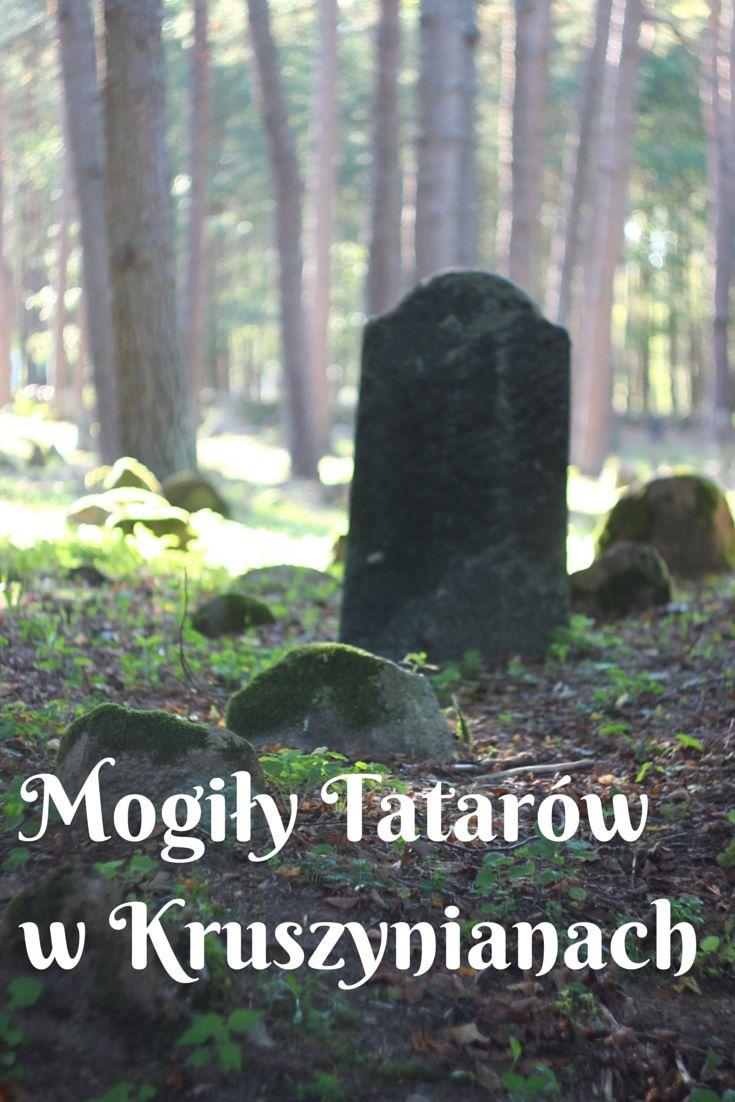 Cmentarz tatarski w Kruszynianach | Zależna w podróży | podróże poza szlakiem